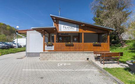Jižní Čechy: Pension Franko
