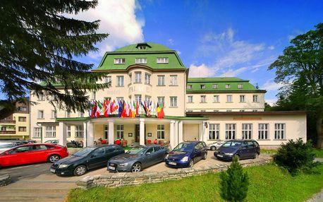 Krkonoše: Hotel Palace Club
