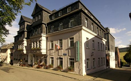 Německo: Rathaushotels Oberwiesenthal