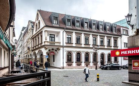 Jizerské hory: Hotel Radnice