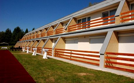 Jižní Morava: Hotel Fontána Brno