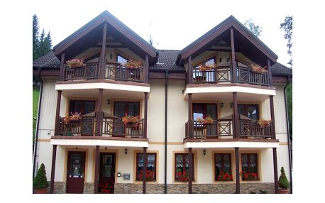 Krkonoše: Pension Holiday