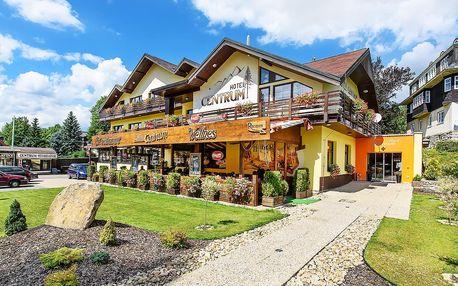 Krkonoše: Hotel Centrum Harrachov