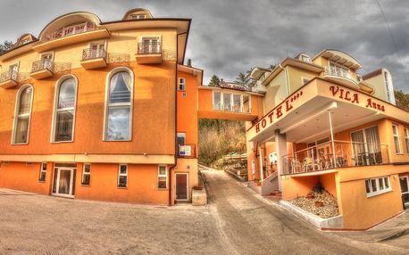 Západní Slovensko: Hotel Vila Anna
