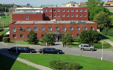 Šumava: Hotel Slávie