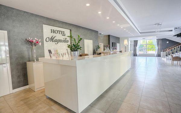 Západní Slovensko: Hotel Magnólia