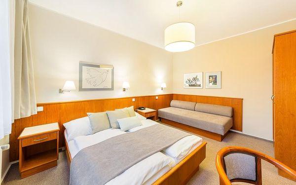 Dvoulůžkový pokoj Economy s manželskou postelí4