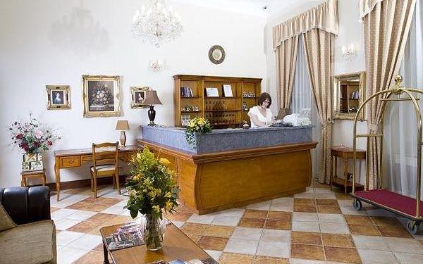 Dvoulůžkový pokoj Standard s manželskou postelí nebo oddělenými postelemi5
