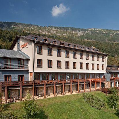Krkonoše: Hotel Adam