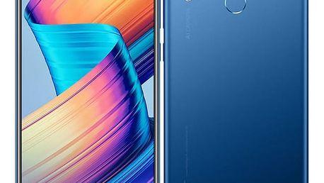 Mobilní telefon Honor Play (51092SMF) modrý SIM karta T-Mobile 200Kč Twist Online Internet v hodnotě 200 Kč + DOPRAVA ZDARMA