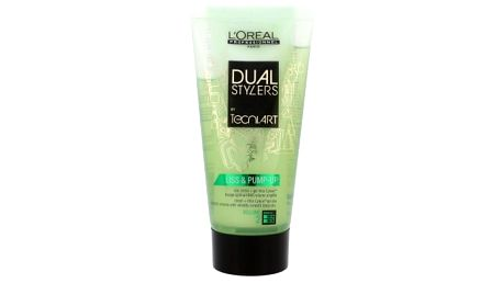 L´Oréal Professionnel Dual Stylers Liss & Pump-Up 150 ml gel na vlasy pro ženy