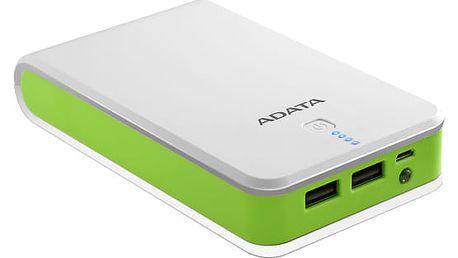 Powerbank ADATA P16750 16750mAh bílá (AP16750-5V-CWHGN)