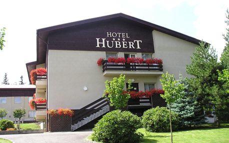 Západočeské lázně: Hotel Hubert