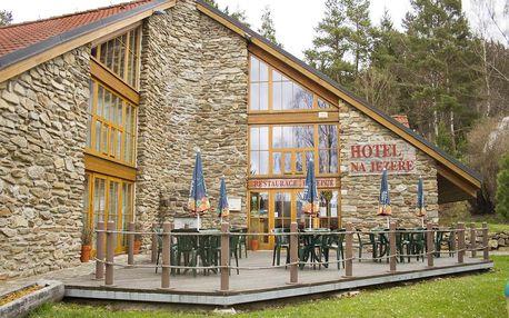 Šumava: EA Hotel Na Jezeře