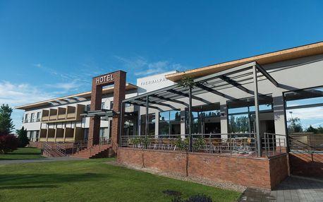 Jižní Slovensko: Hotel Thermalpark