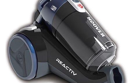 Vysavač podlahový Hoover Reactive RC50PAR 011 modrý