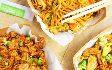 Maníkova čína: 690g porce ze 14 druhů pro 1 osobu