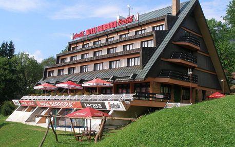 Krkonoše: Hotel Barbora