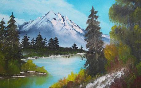 Malířem za víkend - 2denní víkendové kurzy dle vašeho výběru