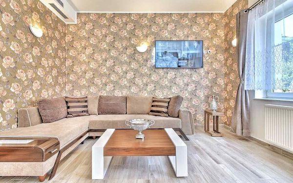 Dvoulůžkový pokoj Standard s manželskou postelí3