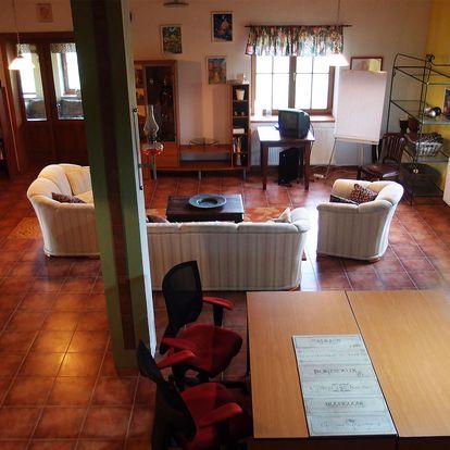 Jižní Čechy: 4-8 dní pro 12 osob vč. kurzu a ochutnávky vín