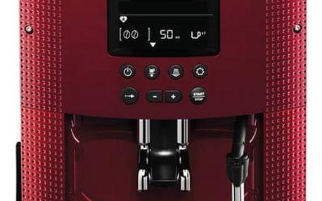 Espresso Krups EA815570 červené