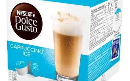 Kapsle pro espressa Nescafé Dolce Gusto ICE CAPPUCCINO