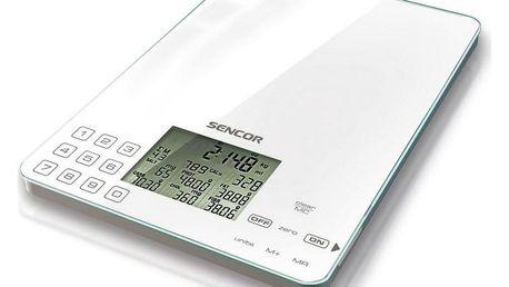 Sencor SKS 6000 digitální kuchyňská váha