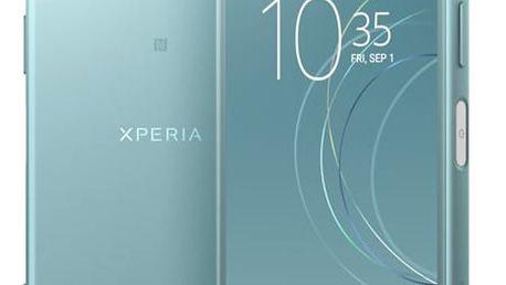 Mobilní telefon Sony XZ1 Compact (G8441) (1310-7086) modrý Software F-Secure SAFE, 3 zařízení / 6 měsíců + Přenosný reproduktor Sony SRS-X11 černý v hodnotě 2 356 Kč + DOPRAVA ZDARMA