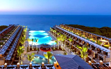 Kypr - Severní Kypr na 8 až 15 dní, light all inclusive nebo plná penze s dopravou letecky z Brna nebo Prahy přímo na pláži