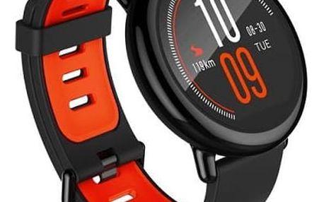 Chytré hodinky Xiaomi Huami Amazfit, Global černý (AMI398)