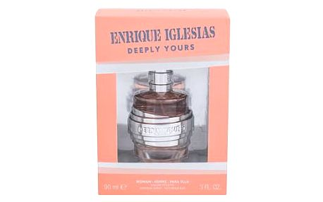 Enrique Iglesias Deeply Yours Woman 90 ml EDT W