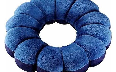 Modom Multifunkční polštář Flower, modrá