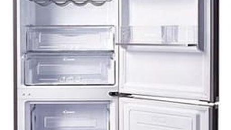 Chladnička s mrazničkou Candy CKCS6186IXV/1 nerez