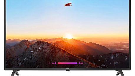 Televize LG 65UK6300MLB černá