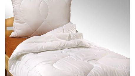 Kvalitex Set přikrývky a polštáře letní, 140 x 200 cm, 70 x 90 cm