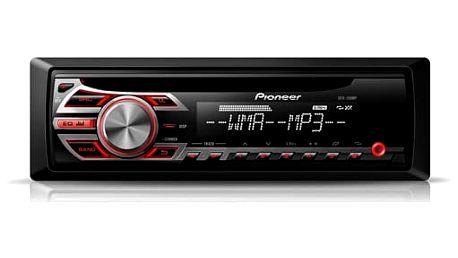 Autorádio s CD Pioneer DEH-150MP + dárek Flash USB Pioneer 4GB