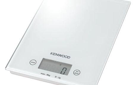 Kuchyňská váha Kenwood DS401 bílá
