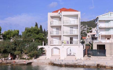 Chorvatsko - South Dalmatia na 8 dní, bez stravy s dopravou vlastní 5 m od pláže