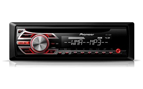 Autorádio s CD Pioneer DEH-150MP Flash USB Pioneer 4GB