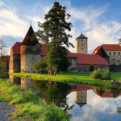 Podzimní pobyt v Klatovech s wellness a polopenzí