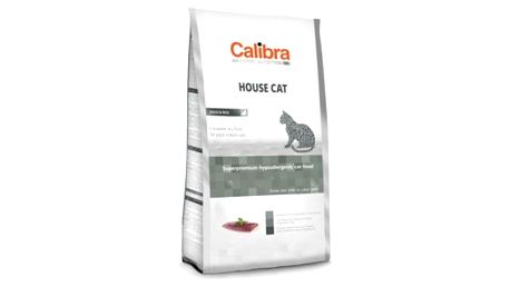 CALIBRA SUPERPREMIUM Cat EN House Cat 2 kg