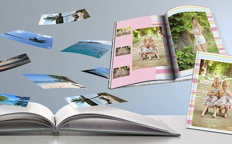 Vytvořte si svou originální fotoknihu