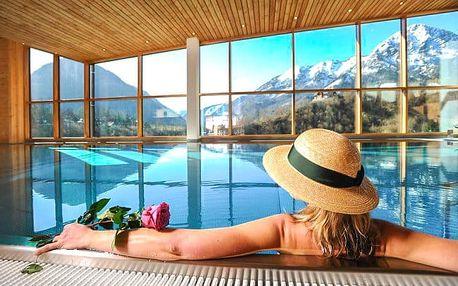Rakousko ve 4* hotelu s wellness
