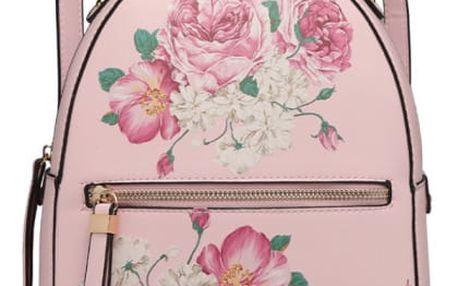 Dámský růžový batoh Vicky 1866F