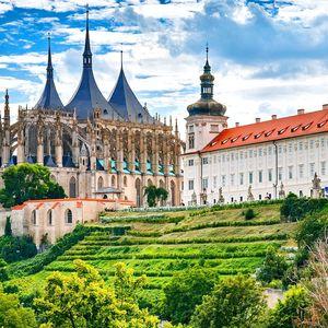 Střední Čechy: Velká Amerika, Mexiko a Benátky