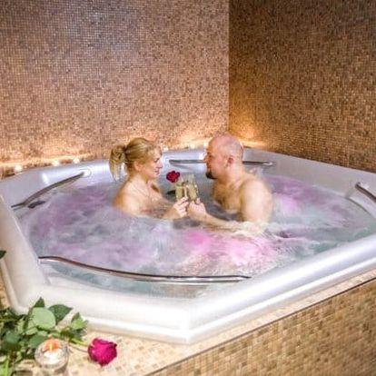 Luxusní wellness pobyt u Karlových Varů