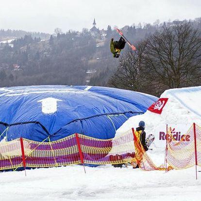Kurz akrobatických skoků