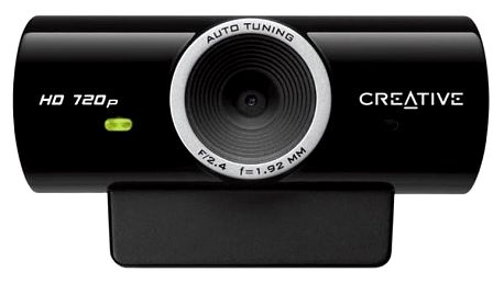 Webkamera Creative Labs Live! Cam Sync HD černá (73VF077000001)