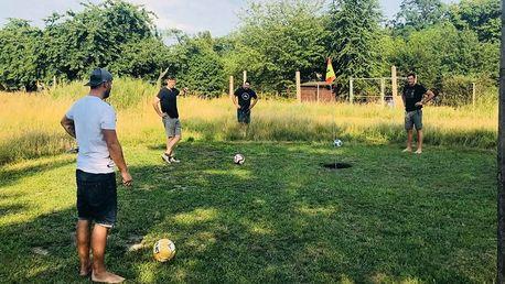 Zábava pro celou rodinu: FotbalGolf Chrudim